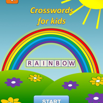 Crossword Puzzles for Kids iPad App - Reviewed & Recommended