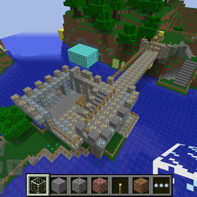 Minecraft Pocket Edition iPad App - Reviewed & Recommended