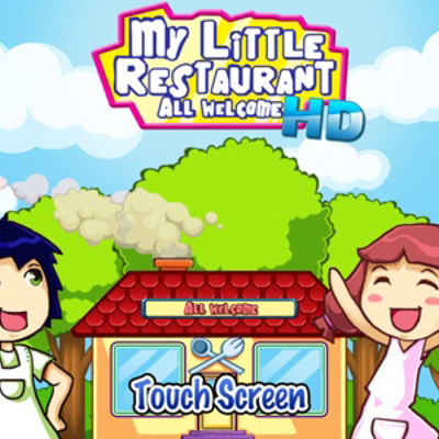My Little Restaurant HD iPad App - Reviewed & Recommended