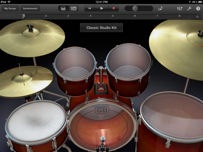 Music Making with your iPad