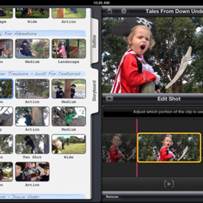 iMovie iPad App - Reviewed & Recommended