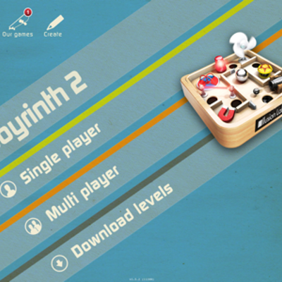 Labyrinth 2 HD iPad App - Reviewed & Recommended