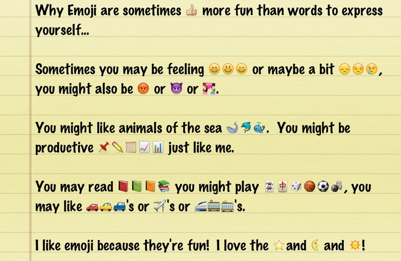 How To Install An Emoji Keyboard On Your Ipad An Ipad Journal By